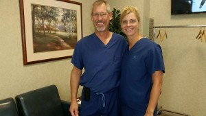 Dr. Boese & Gallo for Knee Replacement Surgery