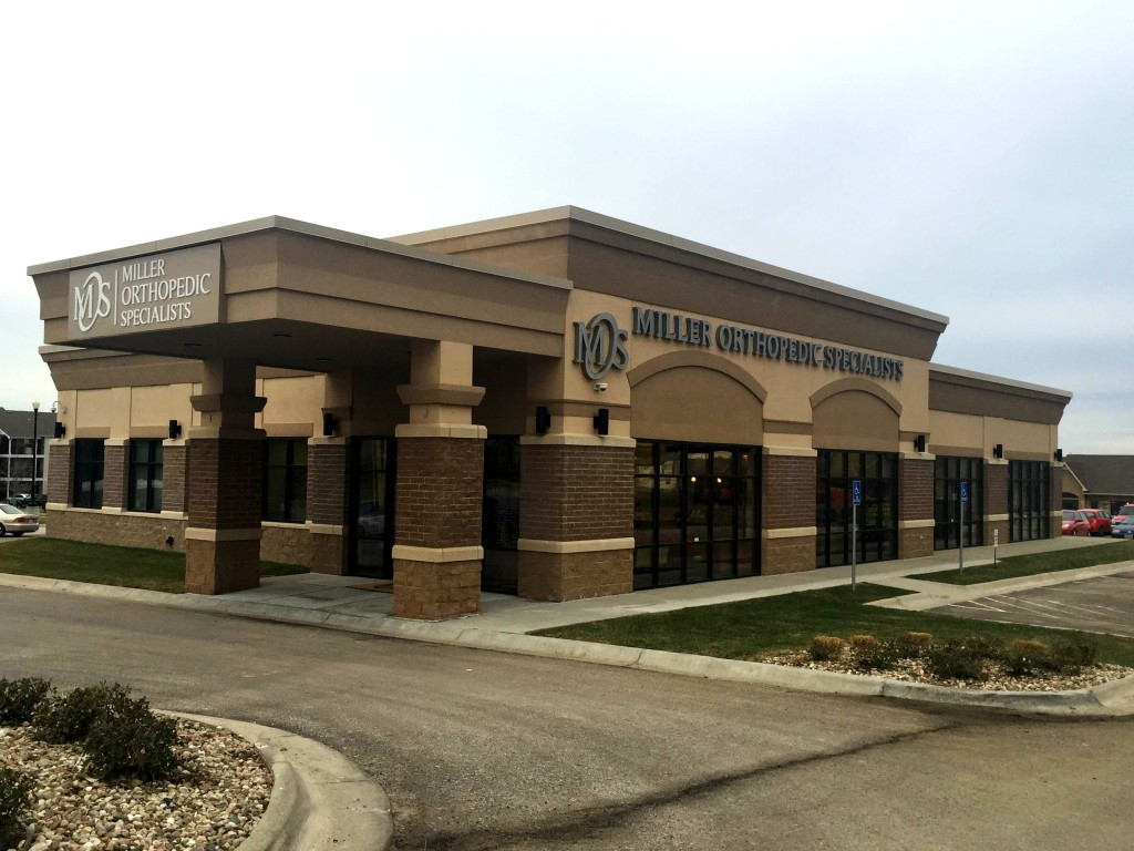 Miller Orthopedic Specialists - Omaha Clinic